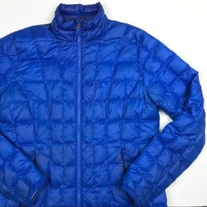 Marmot Down Micro Puff Jacket Blue Large
